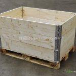 Byggbart emballage